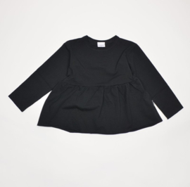 Flare top - Black