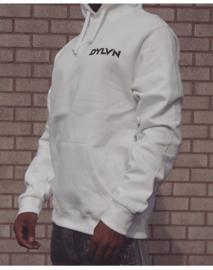 DJ DYLVN - WHITE HOODIE