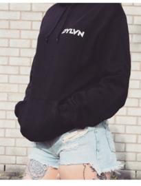 DJ DYLVN - BLACK HOODIE