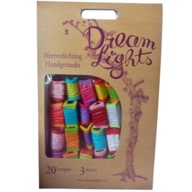 DreamLights, lichtsnoer lampionnetjes SL-20