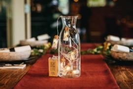 Mini-lights, kerstboom wit ML 7-003