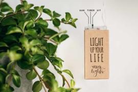 Mini-Lights  ML8-019 Candy Cane