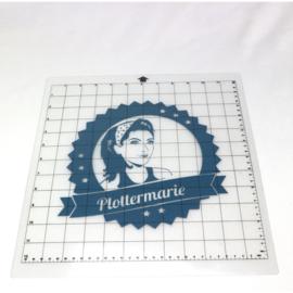 Standaard Snijmat Plottermarie 30x30cm voor Silhouette Cameo