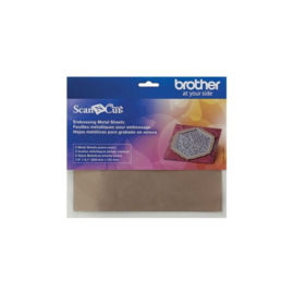 Embossing Metal Sheet Bronze