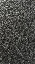 PU Glitter Flex - 1802 Black
