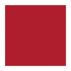 Puff flexfolie - 8308 Red