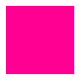 Puff flexfolie - 8343 Neon Pink