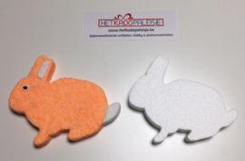 Basis figuur konijn