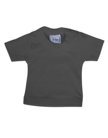 Mini t-shirt (zonder hanger) - dark grey