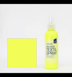 Textielspray Fluor Yellow - 100ml