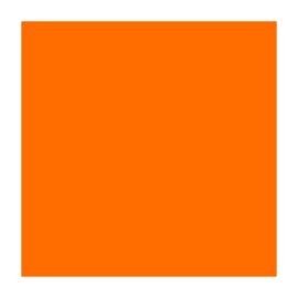 Puff flexfolie - 8342 Neon Orange