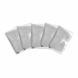 Foil Quill Sheets Silver (30 st)