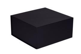Magneetdoos zwart 22,5 x 23 x 11 cm