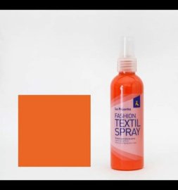 Textielspray California (oranje) - 100ml