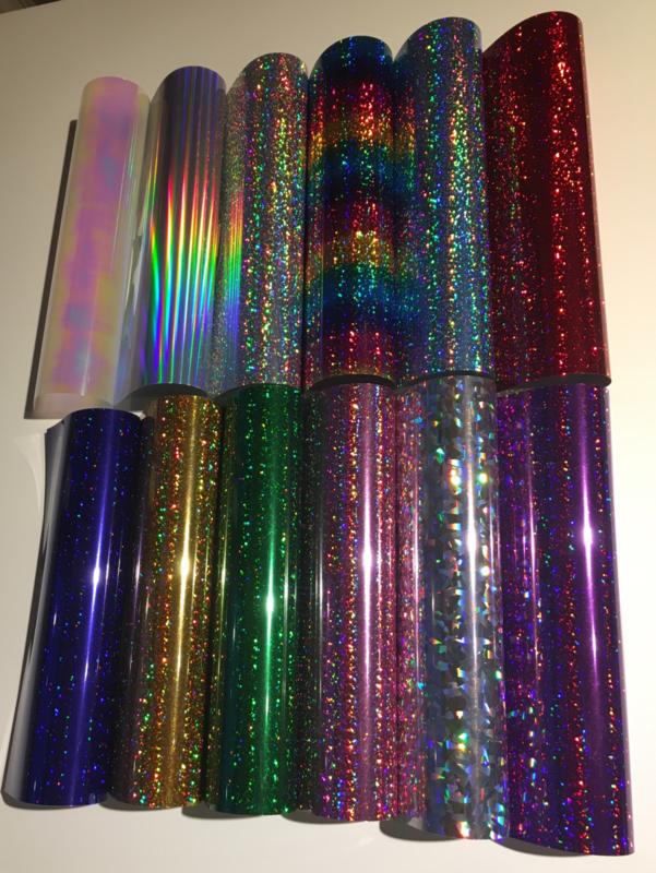 Pakket Flex Effect Serie - 20cmx25cm --> 12 kleuren
