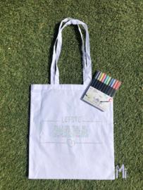 DIY Moederdag tas kleurenpakket
