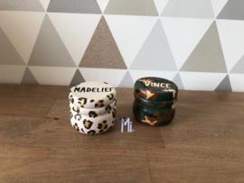 Tandendoosjes Luipaard & Camouflage
