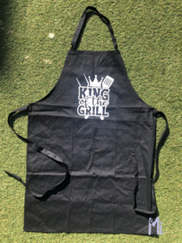 """Schort """"King of the Grill"""""""