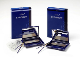 Wenkbrauw poeder/ Eyebrow make up 3 kleuren Dark/Blond  € 21,90