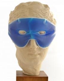 Hoofdpijnmasker /Relaxmasker /Gelmasker  € 4,85
