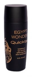 Egypt Wonder Quicktan 100ml. incl. 1 pad Big & Black  € 27,90