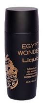 Egypt Wonder Liquid 100ml. incl. 1 pad Big & Black  € 22,75