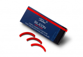 Wimperkruller vervangingsrubber Silicon /Classic/Red Turbo  € 3,90