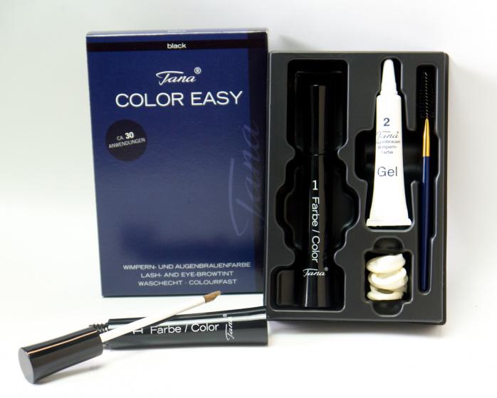 Wimper- en Wenkbrauwverf Color Easy  € 18,50