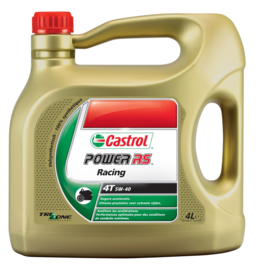 Castrol power RS 5W-40 art nr 830114DAE8   4 LTR