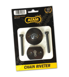 Afam chain rivetter holle as