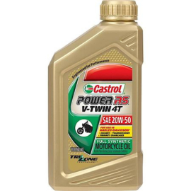 Castrol power RS 20W-50 art nr 831154F8D  1 LTR