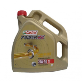 Castrol power RS 20W-50 art 830154F8E  4 LTR