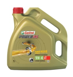Castrol power RS 10W-40 art nr 83114DAE5   4 LTR