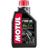Motul FORKOIL EXPERT LIGHT 5W 1L  Specifically formulated for all types of telescopic forks.