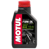 Motul FORK OIL EXP H 20W FORK OIL EXP HEAVY 20W Hydraulische vloeistof voor elk type telescopische voorvork. Application: Shock & Fork smeermiddelen Quality: Technosynthese Product Range: Motorfiets Viscosity: 20W