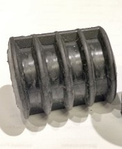 Tank rubber. lengte 50mm