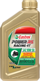 Castrol power RS 10W-50 art nr 83011DA6F  1 LTR