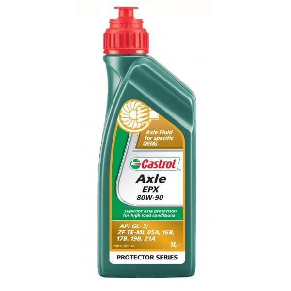 Castrol Rear Oil 80W-90 AXLE EPX 1 LTR Art nr 8301154CAC.