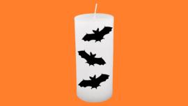 Halloween kaars