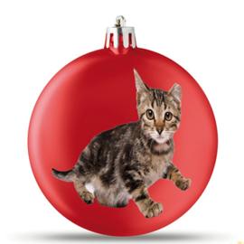 Gepersonaliseerde kerstballenset