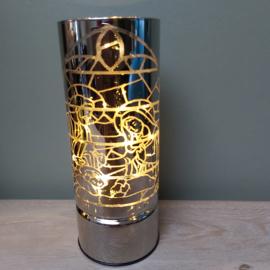 cilindervorm met verlichting