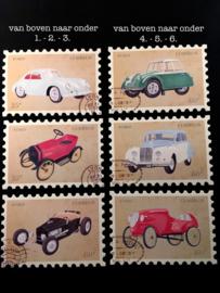 Kaarten met auto's