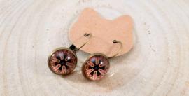 Mandala oorbellen (5)
