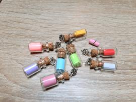 Tiny bottles! - voor een klein berichtje