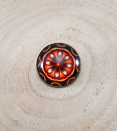 Speld Mandala Groot 'Flower Power' - meerdere motieven!