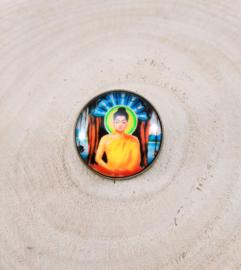 Speld Boeddha Groot Met Naga