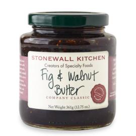 Stonewall Kitchen Fig & Walnut Butter 377 ml