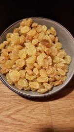 Gele Rozijnen (gezoet)