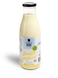 De smaak van Reek Vanille Yoghurt 750 ml