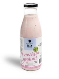 De smaak van Reek Vruchten Yoghurt 750 ml